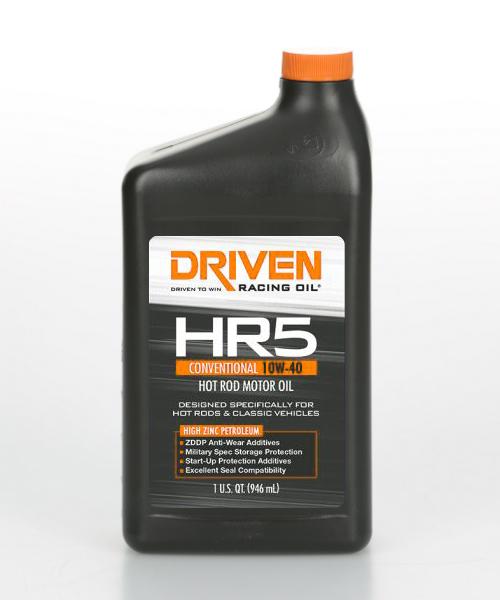 Driven HR5 10W-40 Mineral