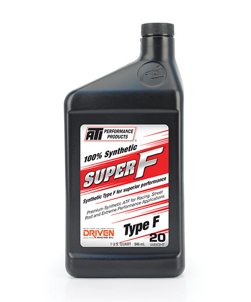 Driven Super F Synthetic ATF