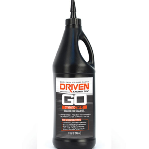 Driven Limited slip gear oil 75W-90