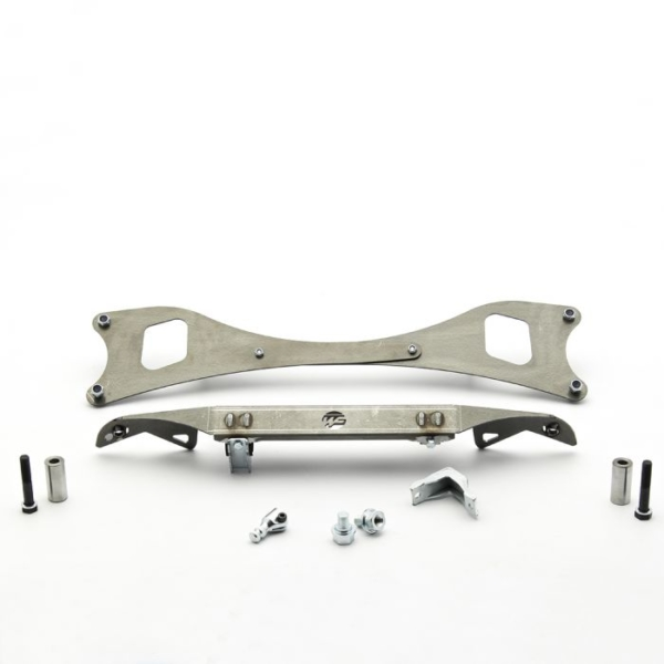 Nissan S13 Front V2 Drift Angle Lock Kit with Rack Relocation