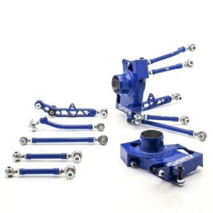Toyota Supra JZA80 Rear Suspension Drop Knuckle Kit