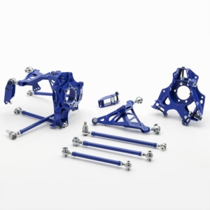 Nissan 370Z Rear Suspension Drop Knuckle Kit