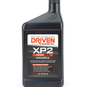 Driven XP2 0W-20 synthetic