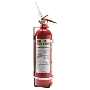 Lifeline 2.4ltr handheld extinguisher
