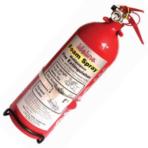 Lifeline 1.75 handheld extinguisher