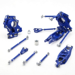 BMW E90 E92 E81 E82 Rear Suspension Drop Knuckle Kit