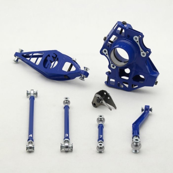 Toyota Supra A90 Rear Suspension Drop Knuckle Kit