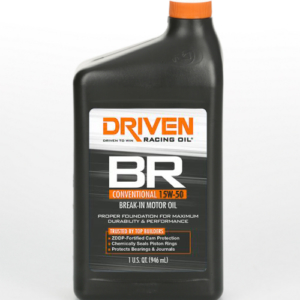 Driven BR 15W-50 Mineral Break-In Oil